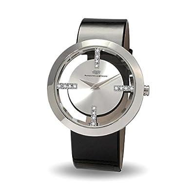 Rhodenwald & Söhne Lucrezia Reloj Mujer Acero inoxidable 3 ATM Plata/Plata de Rhodenwald & Söhne