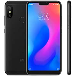 Xiaomi Mi A2 Lite 4GB RAM 64GB Dual SIM Black Smartphone - I
