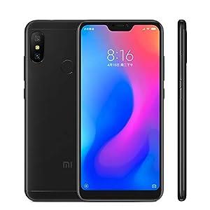 "Xiaomi Mi A2 Lite, Global Version, Dual Sim, Color Negro (Black), 64 GB de Memoria interna, 4 GB de RAM, Pantalla de 5.84"", Cámara Dual 12 + 5 MP, Sistema Operativo Android. -Smartphone completamente libre. (Versión EU). Características:  Cámara du..."