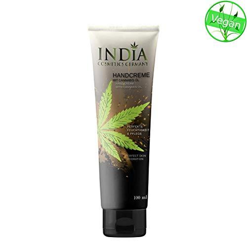 Crème pour les mains à l'huile de Cannabis de qualité supérieure