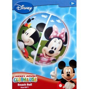 Disney Junior A  B  Gee 386 91001 Mickey Mouse Clubhouse Beach Ball