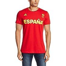 adidas T-Shirt Spanien Graphic Camiseta Selección de España 348bfdbe57ede