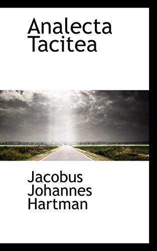 Analecta Tacitea
