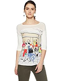 Jealous 21 Women's Printed T-Shirt