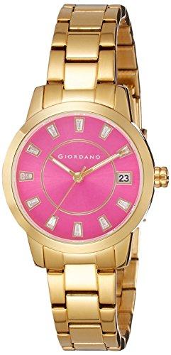 Giordano 2700-44 Analog Pink Dial Women's Watch image