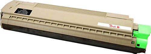 Preisvergleich Produktbild Peach Tonermodul schwarz kompatibel zu OKI 43487712
