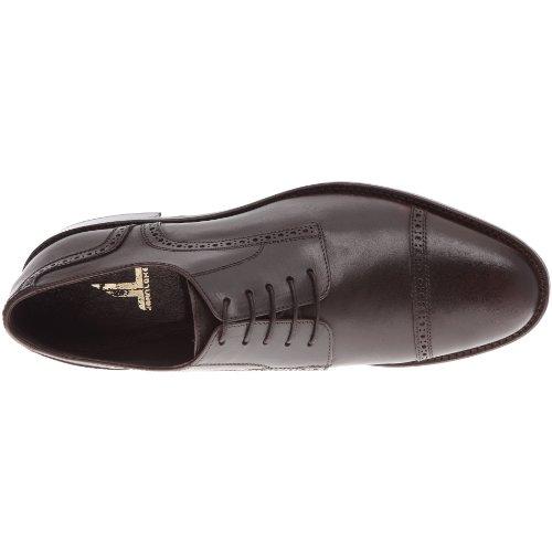 John Lakes Madrid, Chaussures basses homme Chocolat