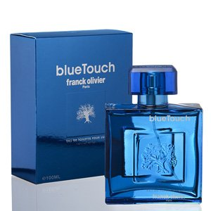 BLUE TOUCH By Franck Olivier EDT Spray 100 ml