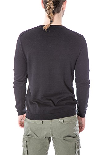 ONLY & SONS - Herren neck v pullover 22005455 alexander Schwarz