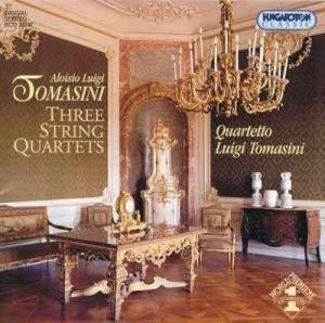 Aloisio luigi tomasini 3 quatuors a cordes