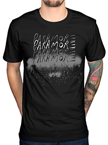 Official Paramore Big Stage T-Shirt Eyes Riot