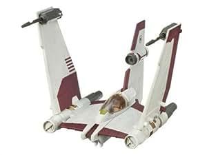 Hasbro - Star Wars Clone Wars - Vaisseau V-19 Torrent Starfighter