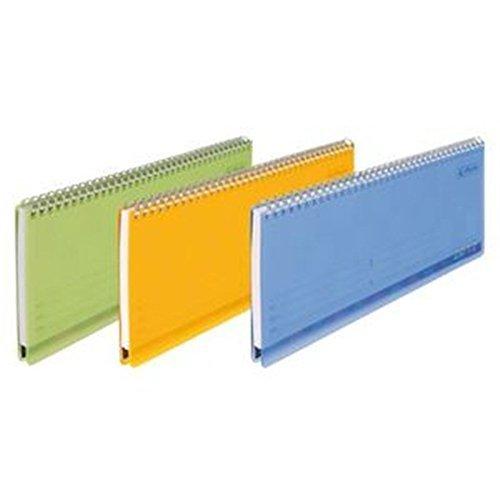 herlitz Tischkalender Colori 2017, farbig sortiert 50004232