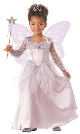 Costume Californie collections CC00059-T34T enfant papillon Princesse Costume