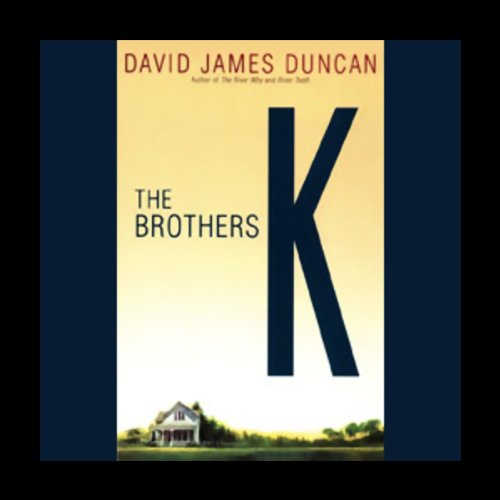 The Brothers K  Audiolibri