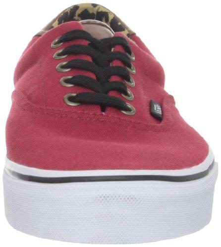 Vans Unisex-Erwachsene U Era 59 Sneaker Rot (C L Red/Leopa)