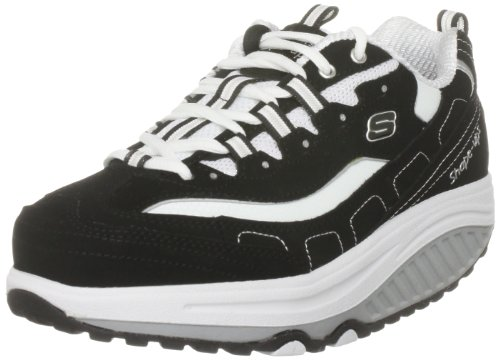 Skechers Shape-ups Strength 11809, Scarpe sportive donna Nero