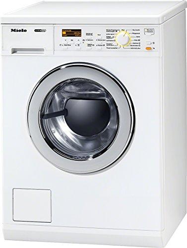 Miele WT2796WPM D LW wash-dry Waschtrockner / 816 kWh / Lotosweiß /  Beim Trocknen Zeit und Strom sparen, Thermoschleudern / Waschen und dabei ungestört entspannen Funktion Extra leise
