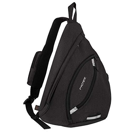549cbb4bb4 Save 40% - Sling Bag PRITEK Crossbody Backpack Ultralight