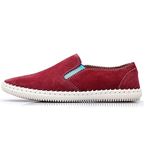 CFP , Chaussures à lacets homme red