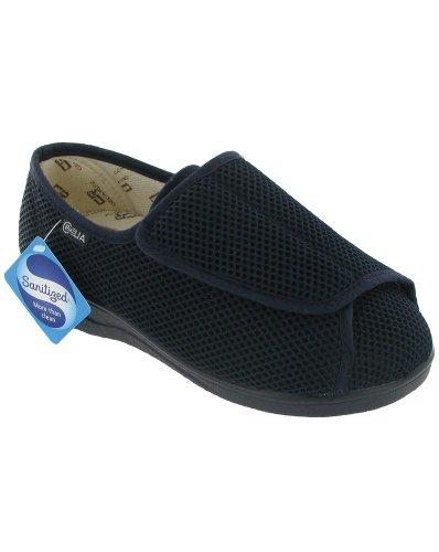Da donna Mirak estate Celia larghezza Ruiz 300 Fit scarpe in gomma scarpe da donna, blu