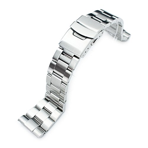 22 mm SUPER Oyster Bracelet Montre pour SEIKO New Tortues srp775 srp777 srp779 plongeur fermoir