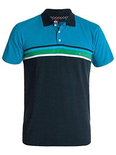 Herren Polo Shirt Quiksilver Novac Polo Navy