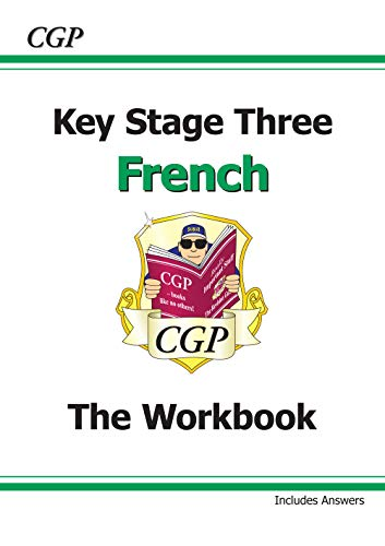 KS3 French Workbook with Answers: Workbook Pt. 1 & 2 (Workbooks)