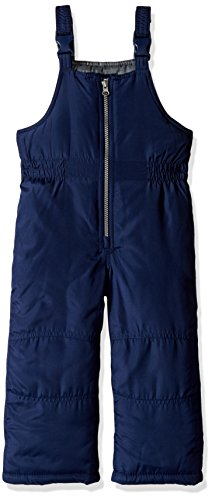 Carter's Toddler Boys' Snow Bib Ski Pants Snowsuit, Classic Navy, 4T (Infant Snow Pants)
