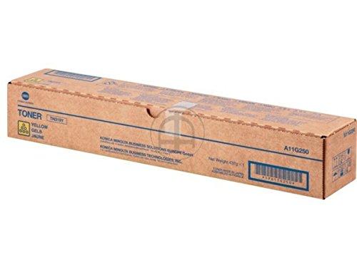 Preisvergleich Produktbild Konica Minolta Bizhub C 360 (TN-319 Y / A11G250) - original - Toner gelb - 26.000 Seiten