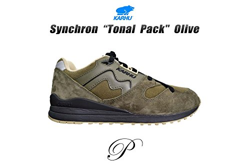 Scarpe Karhu Synchron Classic OGScarpe Karhu Synchron Classic OG F802511 Olive Night