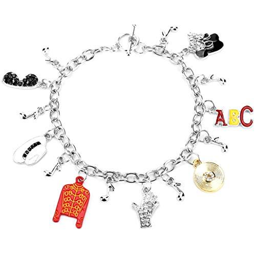 Le bracelet mémorial Michael Jackson