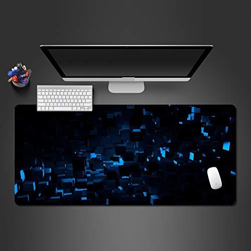 Modern minimalistische Tastatur Mauspad Advanced Advanced Naturkautschuk Schloss Pad 2 - Minimalistische Kostüm
