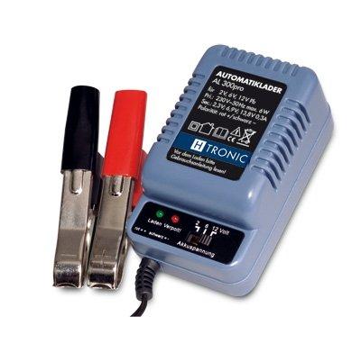 Batteria Caricatore Automatico al 300 PRO per 2-6-12V Batt