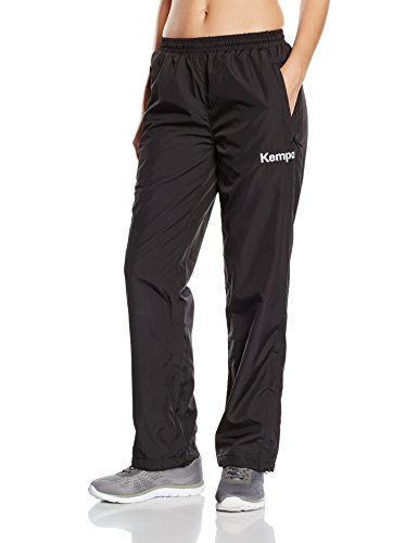 FanSport24 Kempa Präsentationshose, Damen, Schwarz Größe M