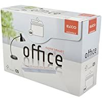 Elco Office C5 Blanco - Sobre (C5 (162 x 229mm), Blanco, 100 g/m², 162 mm, 22,9 cm)