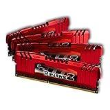 G.Skill 16GB DDR3-1600 CL9 RipjawsZ 16GB DDR3 1600MHz memory module - memory modules (DDR3, 240-pin DIMM, 4 x 4 GB, DIMM, 2T, Quad)