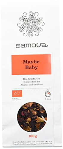 Samova Maybe Baby Refill - Bio-Fruchtmischung 100g, 1er Pack (1 x 100 g)