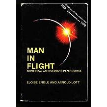 Man in flight