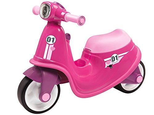 Offerte per Big 800056376-Classic di Scooter Girlie Veicolo da Bambino, Rosa