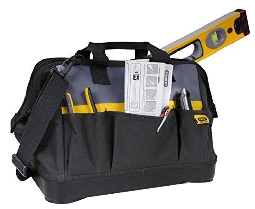 Stanley Werkzeugtasche, 44.7×27.5×23.5 cm, 600 Denier Nylon, verstellbarer Schultergurt, wasserdicht, 1-96-183 - 6