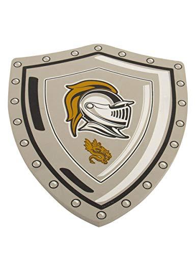 Kind Kostüm Creative - Folat Knight Schild (One Size)