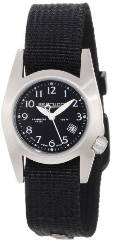 Bertucci Donna 18000 M-1S Durable Stainless Steel Field Orologio
