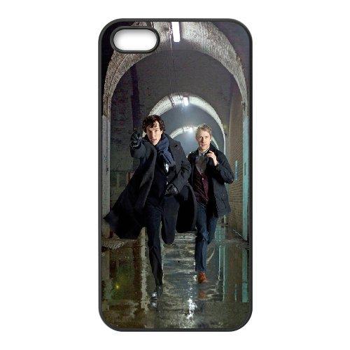 LP-LG Phone Case Of Sherlock For iPhone 5,5S [Pattern-5] Pattern-3