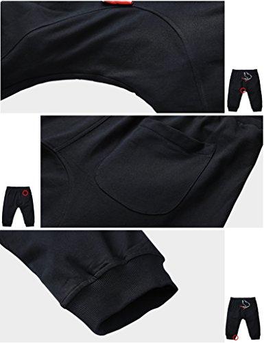 Match - Pantalon - Sarouel - Homme Noir - 3044 Black