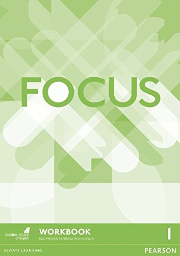 Focus BrE 1 Workbook