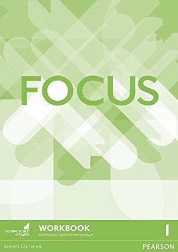 Focus BrE 1 Workbook por Rod Fricker