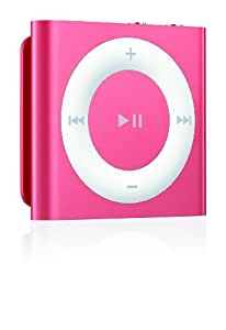 Apple iPod shuffle 2GB - Pink (Latest Model - Launched Sept 2012)