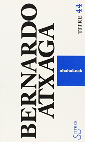 Obabakoak : Les gens d'Obaba par Bernardo Atxaga