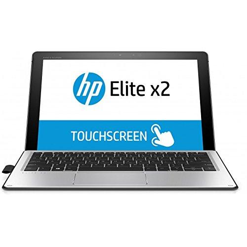 Hewlett Packard 1LV76EA#ABF Ultrabook (Intel Core i5 7200U, 256GB Festplatte, 8GB RAM, Intel HD Grafiks 620, Win 10 Pro) schwarz